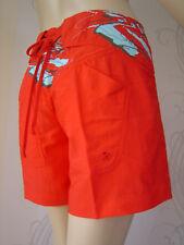 Damen Shorts Rot Gr.34