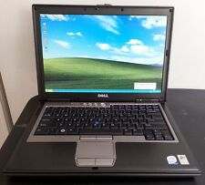 Dell Latitude D630 Laptop Windows XP Core2 Duo 80GB HD DVD wifi MS OFFICE Serial