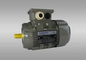Elektromotor Drehstrom BG71 B14a 0,37 kW 220-240/380-420 V 2P - AC-Motoren GmbH
