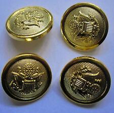 SET á 10 Stück Knöpfe US Präsidentenwappen Button Great Seal