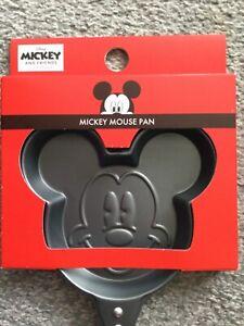 BNWT Official Disney Mickey Mouse Mini Frying Pancake Pan