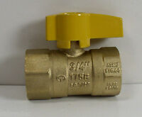 35MM OD PROCOMP B//VALVE YELLOW LEVER WRAS /& Gas Approved Ball Valve EPS-102115