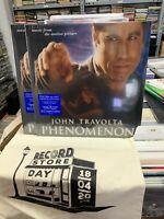 Phänomen LP John Travolta Ost RSD 2020 Versiegelt Durchscheinende Cobalt Vinyl