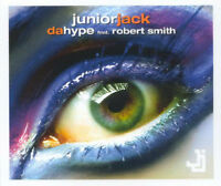 Junior Jack feat. Robert Smith ‎Maxi CD Da Hype - Europe (M/EX)
