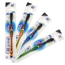 10Pcs Bamboo Charcoal Toothbrush