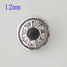 Mini Snap It Button For Petite Style Ginger Snap Jewelry