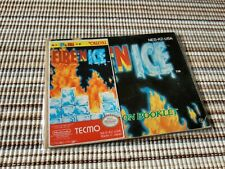 Fire N' Ice NES Nintendo Instruction Manual BOOK Only