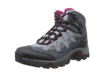 Salomon Women's Authentic Leather GORE-TEX Backpacking Hiking Boots US 8.5 new