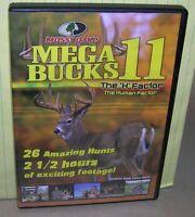 hunting DVD Mossy Oak's Mega Bucks 11
