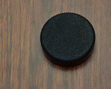 Genuine Leica LTM (M39) Black Bakelite Rear Lens Cap (#1931)