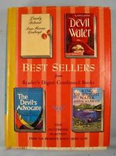 Best Sellers From Readers Digest Condensed Books 1962 Devil Water Advocate (O)