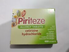 30 Piriteze Allergy & Hayfever One a Day -  30 Tablets