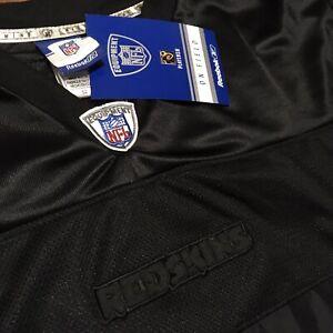 Jason Campbell Washington Redskins NFL Authentic On-Field Jersey Blackout SZ 52