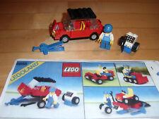 LEGO 6655 Auto- und Reifenreparatur 100% komplett