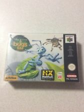 A Bugs Life Factory Sealed Nintendo 64 Console Game PAL N64
