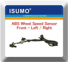 ABS Wheel Speed Sensor Front Left / Right Fits:4WD Dodge Ram 2500 3500 2000-2002
