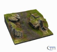 Tabletop | Gelände | Terrain Wegmodul Aufgang 1