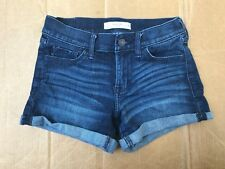 Abercrombie & Fitch Size 00 Womens W 24 Shorts STRETCH