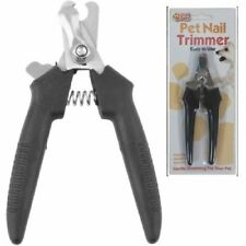 Pet Dog Nail Clippers Cat Rabbit Animal Claw Cutters Trimmer Scissors Grooming 3