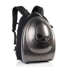 Harley Davidson Backpack Hard Shell Case Motorcycle Bike Backpack Helmet Bag HD