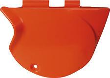 Yamaha TT500 '79 Replica Seitendeckel rechts, 'New El Toro Orange', Side Cover