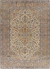 Vintage Floral Traditional Area Rug Oriental Hand-Made Dining Room Carpet 10x13