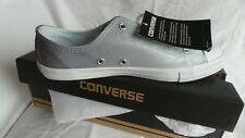 New in box Converse All Star Dainty Ox Sparkle trainers Size 4 EU 37 Blue tint