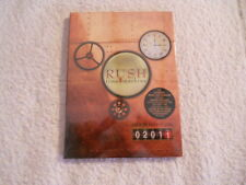 "Rush ""Time machine 2011 Live in Cleveland"" 2011 DVD Anthem New Sealed"