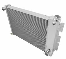 Champion Cooling DR MC370 Aluminum Radiator Big Block Cooling 4 Row Core