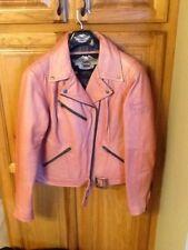 womans harley davidson leather jacket