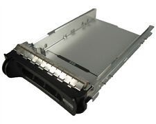 """NEW DELL 3.5"""" SAS HDD Caddy Harddrive Hot-Swap Tray PN: 0D981C"""
