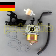Vergaser für Honda 168F GX140 GX160 GX200 Stromerzeuger Generator + Benzinfilter