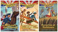 NEW The Imagination Station 13 14 15 Book Paperback Adventures in Odyssey Boxed