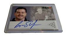 2008 PBA Legends Ryan Shafer Bowling Autograph Card