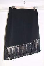 Very cool Tango Salsa BCBG Max azria sz 4 Black Skirt Halloween SALE!