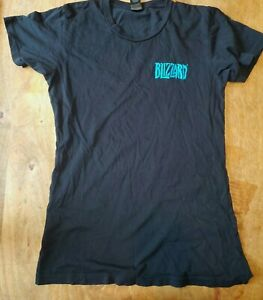 Blizzard Entertainment Small Women's Fitted TShirt Tee