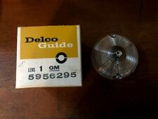 NOS GM Delco Guide 1965 Buick Electra LeSabre Wildcat Parking Light Lamp Lens