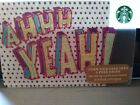 Starbucks Gift Card - Partial - See Photos And Description For Sale