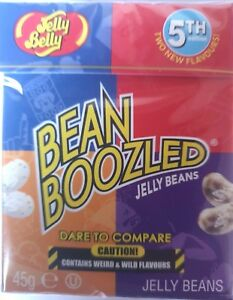 1x Bean Boozled 5th Edition 45g American Hard Candy Sweets