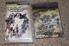 Tactics Ogre Let Us Cling Together (Sony PSP) NEW Factory Sealed w/ MAP
