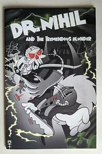 Ghostemane - Dr. Nihil Comic Book Issue #1 - Never Opened - Great Condition