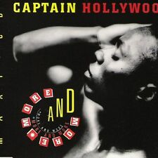Captain Hollywood Projekt - More and More Maxi CD