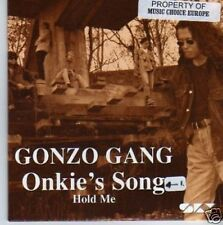 (520N) Gonzo Gang, Onkie's Song - 1997 CD