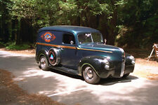 521061 1941 Ford Panel Truck A4 Photo Print