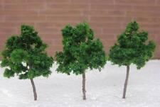 D4020 200pcs Scale Train Layout Set Model Trees N Z 4cm