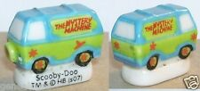 CHARM RARE VW COMBI THE MYSTERY MACHINE SCOOBY DOO FEVE PORCELAINE 3D VERSION 3