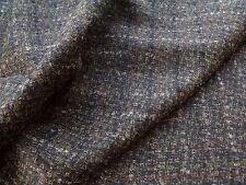 Wool / Mohair Fancy Boucle Tweed Fabric 2.5 metre