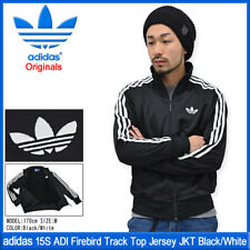 ✅ 24hr Delivery✅ Adidas Mens ADI Firebird Tracksuits Track Jackets Tops Black