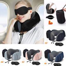Travel Pillow Memory Foam Neck Pillow Soft Head Support Pillow Neck Protective