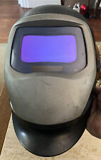 Speedglas Auto Darkening Welding Helmet Model 9100X